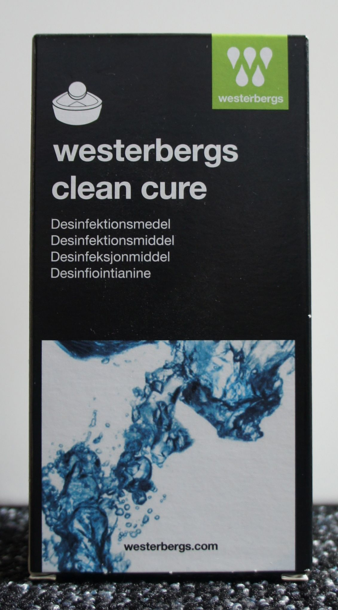 Clean cure